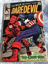 Daredevil 43 - Marvel - 1968 -Vg/Fn