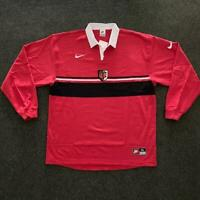 VTG BNWT TOULOUSE 1998-1999 NIKE RUGBY JERSEY SHIRT MEDIUM MENS 39/41