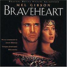 Braveheart von James Horner | CD | Zustand gut