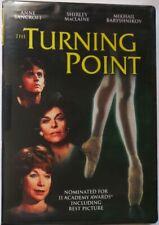 The Turning Point (Dvd,2005)Mikhail Baryshnikov,Shirley MacLaine,Anne Bancroft
