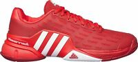 adidas - BARRICADE 2016 Mens Trainers Red (AQ2257)