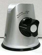 Silver and Black Base with Knob for Manual Healthy Juicer   ~ Lexen