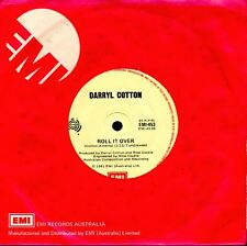 "DARRYL COTTON LITTLE RED BOOK 7"" VINILO EMI ARCHIVES NEW WAVE AUSTRALIA"