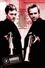 THE BOONDOCK SAINTS - RED POEM POSTER - 24x36 SHRINK WRAPPED - REEDUS DAFOE 3117