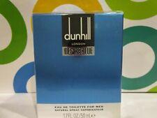 DUNHILL LONDON ~ DUNHILL DESIRE BLUE EAU DE TOILETTE SPRAY ~ 1.7 OZ SEALED BOX