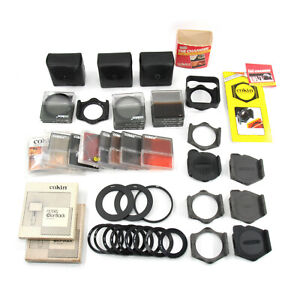 Cokin System Filters Bundle! Untested! AS IS!