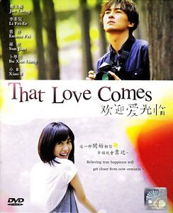That Love Comes 欢迎爱光临 TAIWAN DRAMA  _ English Sub _ DVD _ All Region