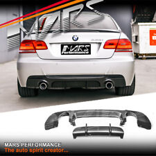 Performance Style Rear Bumper bar Diffuser for BMW 3-Series 335i E92 Coupe E93