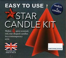 STAR CANDLE MAKING CRAFT KIT, BRAND NEW