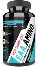 EAA Kapseln, 1000 mg pro vegane Kapsel, Aminosäuren, 150 Kapseln, FSA Nutrition