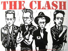 CLASH / THE CLASH AUFKLEBER / STICKER # 11 THE ULTIMATE COLLECTION - 13x9cm