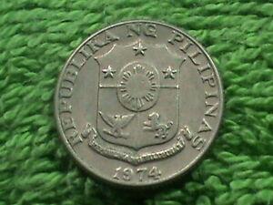 PHILIPPINES 10 Sentimos 1974