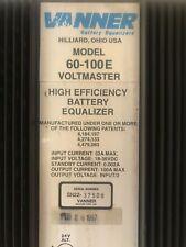 "Vanner Voltmaster 60-100E ""High Efficiency Battery Equalizer"""