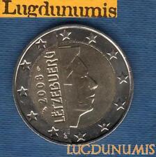 Luxembourg 2008 2 euro SUP SPL Pièce neuve de rouleau - Luxembourg