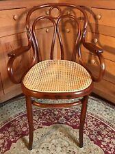 Gebrüder Thonet Bentwood Armchair No.19 ca 1860-1900