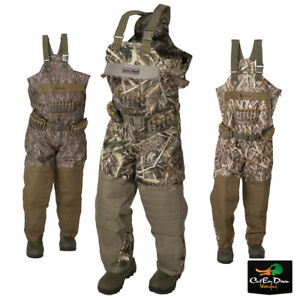 NEW BANDED GEAR BLACK LABEL INSULATED CAMO CHEST WADERS