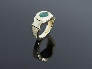 Emerald Ring Men
