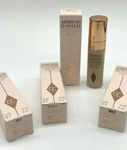 Charlotte Tilbury Airbrush Flawless Foundation ~ MINI SIZE 5 ml ~ YOU PICK SHADE