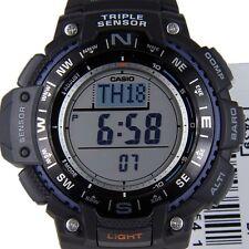 Nuevo Reloj Casio SGW-1000-1AER Altímetro Brújula y más BNWT 2 Año De Garantía Caja Gratis P + P