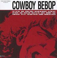 COWBOY BEBOP Original SoundTrack CD Japan Anime OST wit From japan