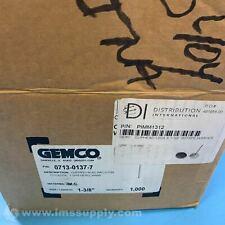 New Listinggemco 0713 0137 7 Cupped Head Weld Pin 12 Gauge 1 316 Head Fnob