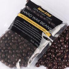 100g Hard Wax Beans Hair Removal Waxing Hot Bikini Full-Body Depilatory Pellet