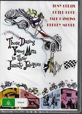 Those Daring Young Men in their Jaunty Jalopies (1969) (DVD)  Tony Curtis