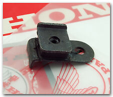 HONDA 1978-1981 XL250S LEFT SKID PLATE MOUNTING BRACKET / RUBBER 50361-428-000