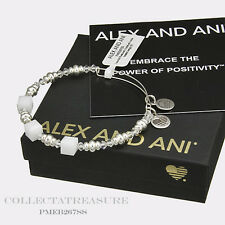 Authentic Alex and Ani Assorted Swarovski Crystal & Metal Bangle AA3