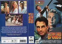L' ultimo carico d'oro (1990) VHS  Columbia  Video 1a Ed. -  Mark harmon - rara