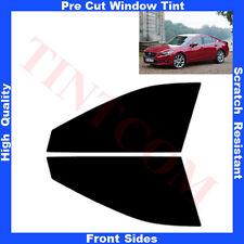 Pre Cut Window Tint Mazda 6 Saloon 4 Doors 2013- ... Front Sides Any Shade