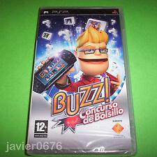 Sony PSP - Buzz concurso de bolsillo Edición Española