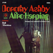 DOROTHY ASHBY Afro-Harping CADET RECORDS Sealed Vinyl Record LP