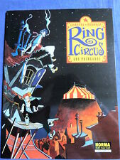 Cimoc Extra Color num.196,Ring Circus,Ed.Norma 1995