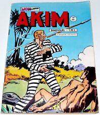AKIM n° 321 revue aventure magazine de 1972 petit format bimensuel bd bon état
