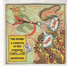 (DK870) Pepe Deluxe, The Storm - 2011 DJ CD