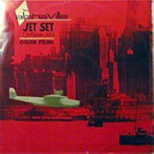 """Alphaville Jet Set (jellybean mix) German 12"""""""