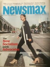 Newsmax Magazine May 2019 New Independent American Alexandria Oscasio Cortez