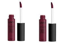 (Lot of 2) NYX Soft Matte Lip Creme SMLC29 Vancouver