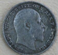 #1909 Great Britain 3 Pence silver - Edward VII ..od 9,99 zl #