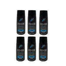 6 X 150ml AXE Alaska Deo Deospray Deodorant Bodyspray Herren Parfüm