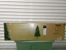 7 FT x 46 in Cashmere Pine Christmas Tree 969 Tips Metal Tree Stand New