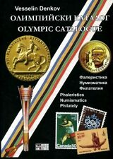 THE NEWEST OLYMPIC CATALOGUE BOOK  2018 OLYMPIC GAMES DR DENKOV