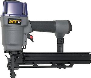 """Uffy 7/16"""" Crown 16ga 16g g gauge 2"""" inch stapler wide-crown N wire staple gun"""