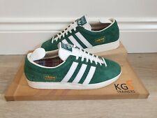 Adidas Gazelle Vintage Size 8 UK FV9678 Green White