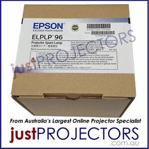 Epson ELPLP96 / V13H010L96 Projector Lamp. Genuine Epson branded lamp.