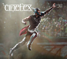 CINEFEX #156 Thor Ragnarok THE SHAPE OF WATER Wonder Woman IT Only the Brave NEW