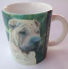 Shar-pei Shar pei Dog Coffee Mug Cup 1994 Xpress Canine Animal Pet Lover 12 oz