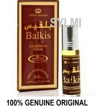 Al Rehab Crown Perfume Concentrated Body Oil Arabian Parfum Fragrance BALKIS 6ml