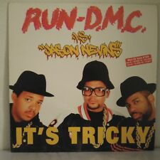 "Run-DMC vs. Jason Nevins ‎– It's Tricky (Vinyl 12"", Maxi 33 Tours)"